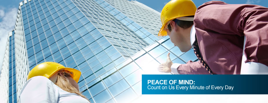 Peace of Mind: Count on Us Every Minute of Every Day