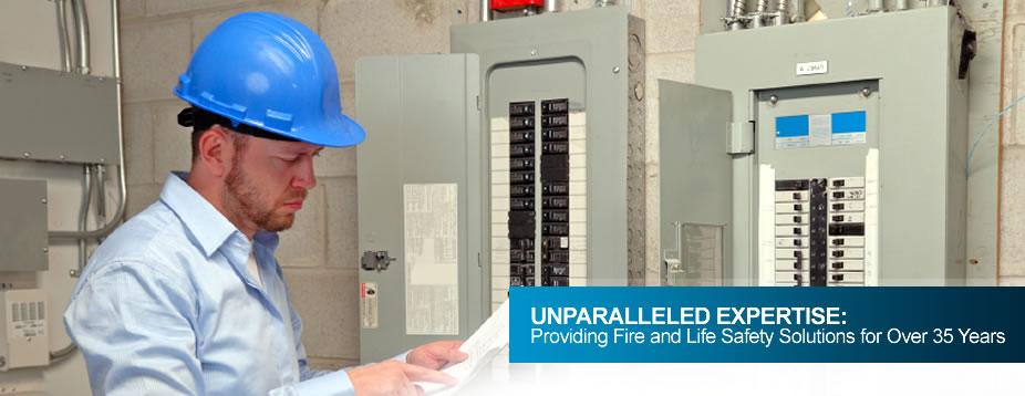 Unparalleled Expertise: Providing Fire and Life Safety Solutions for Over 35 Years